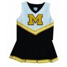 Missouri Tigers Cheerdreamer Young Girls Cheerleader Uniform by