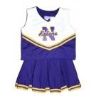 "North Alabama Lions Cheerdreamer ""N Alabama"" Young Girls Cheerleader Uniform by"
