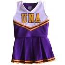 "North Alabama Lions Cheerdreamer ""UNA"" Young Girls Cheerleader Uniform by"