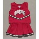 Ohio State Buckeyes Cheerdreamer Young Girls Cheerleader Uniform