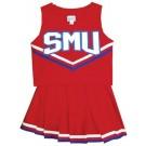 Southern Methodist (SMU) Mustangs Cheerdreamer Young Girls Cheerleader Uniform by