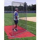 Infield Safety Protector Screen