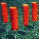 Football Corner Pylons - Set of 4