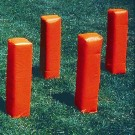 Weighted Football Corner Pylons - Set of 4