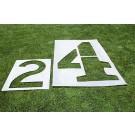 Football Stencil Marking Kit - Hash Mark