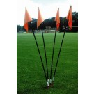 Soccer Field Corner Flag - Set of 4