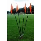 Soccer Field Corner Flag - Set of 4