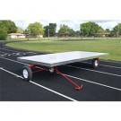 4' x 8' All Aluminum Field Wagon