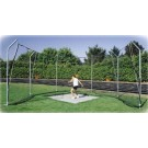 Replacement Ground Sleeve for Cantilevered and Track High School Discus Cage