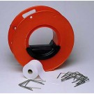 Sector Line Marking Tape - Orange