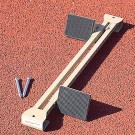 Wide Track Starting Block