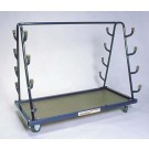 Pole Vaulting Equipment Cart
