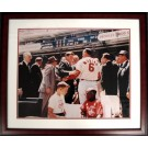 "Stan Musial St. Louis Cardinals ""3000th Hit"" 16"" x 20"" Framed Photograph"