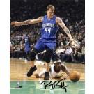 "Rajon Rondo Boston Celtics Autographed 8"" x 10"" Unframed Photograph"