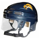 Buffalo Sabres Official NHL Mini Player Helmet (Navy)