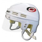 Carolina Hurricanes Official NHL Mini Player Helmet (White)