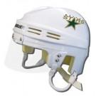 Dallas Stars Official NHL Mini Player Helmet (White)