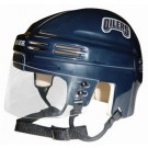 Edmonton Oilers NHL Authentic Mini Hockey Helmet from Bauer