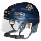 Florida Panthers NHL Authentic Mini Hockey Helmet from Bauer (Blue)