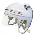 Nashville Predators Official NHL Mini Player Helmet (White)
