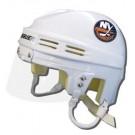 New York Islanders Official NHL Mini Player Helmet (White)