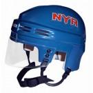 New York Rangers Official NHL Mini Player Helmet