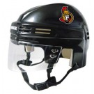 Ottawa Senators NHL Authentic Mini Hockey Helmet from Bauer (Black)