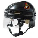 Ottawa Senators NHL Authentic Mini Hockey Helmet from Bauer (Black)