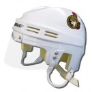Ottawa Senators Official NHL Mini Player Helmet (White)