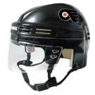 Philadelphia Flyers NHL Authentic Mini Hockey Helmet from Bauer (Black)