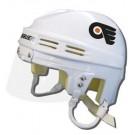 Philadelphia Flyers Official NHL Mini Player Helmet (White)