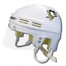 Pittsburgh Penguins Official NHL Mini Player Helmet (White)