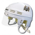 Washington Capitals Official NHL Mini Player Helmet (White)