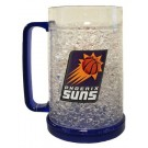 Phoenix Suns 16 oz Plastic Crystal Freezer Mugs - Set of 4