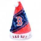 Boston Red Sox Santa Hat
