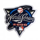New York Yankees 2000 World Series Patch
