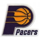 Indiana Pacers NBA Logo Patch