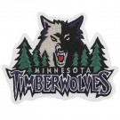 Minnesota Timberwolves NBA Logo Patch