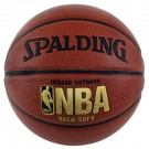 Official NBA Tack Soft Basketball (Size 7) from Spalding by