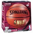 NBA Track-Soft Indoor / Outdoor Basketball from Spalding