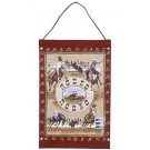 """Rodeo"" 17"" x 26"" Tapestry Wall Hanging From Simply Home"