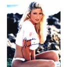 "Brande Roderick Autographed ""Pink Top"" 8"" x 10"" Color Photograph (Unframed)"
