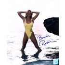 "Brande Roderick Autographed ""Baywatch Posing In Water"" 8"" x 10"" Color Photograph (Unframed)"