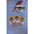 Corbin Bernsen Autographed Major League Movie Poster