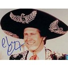 "Chevy Chase Autographed ""3 Amigos"" 8"" x 10"" Photograph (Unframed)"