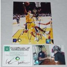 "Dennis Rodman Autographed Los Angeles Lakers ""Rebounding vs. Houston Rockets"" 8"" x... by"