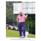 "Arnold Palmer 17.5"" x 22"" Arnie At Augusta Golf Lithograph (Unframed)"