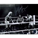 "Hulk Hogan ""Thunderlips"" Autographed 16"" x 20"" Photograph (Unframed) with Sylvester Stallone ""Rocky Balboa"""