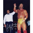 "Hulk Hogan Autographed ""with Muhammad Ali"" 8"" x 10"" Photograph (Unframed)"