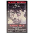 "Jake LaMotta Autographed ""Raging Bull"" Full Size Movie Poster"